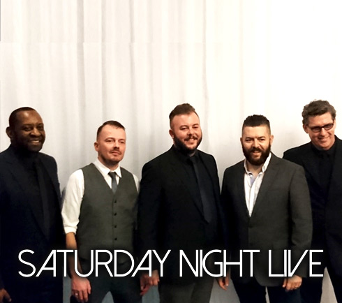 Saturday Night Live with The House Band