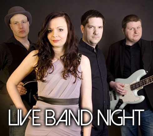 Christmas Live Band Night with  Boogie Street!